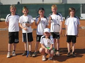 Mid-Court Meistermannschaft 2011