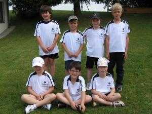 U9 Meistermannschaft 2011